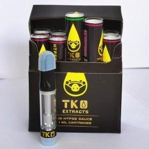 New tko with label empty vape cartridges bulk empty carts with packaging 510 thread empty vape pen